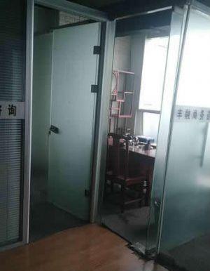 (出租) 地铁口恒茂梦时代广场精装修纯写字楼便宜出租