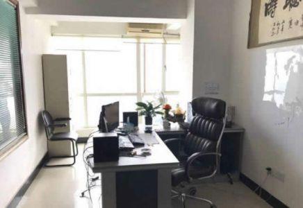 (出租) [金色水岸]70平写字楼,租1800,有办公家具!