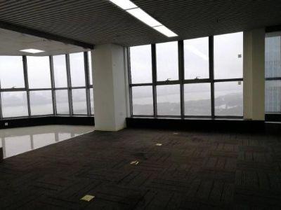 地铁口168平米看见高层 泰豪科技广场明亮大气